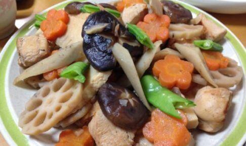 簡単な和食のおもてなし料理