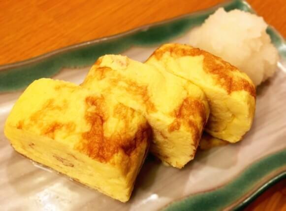 卵焼きの焼き方のコツ