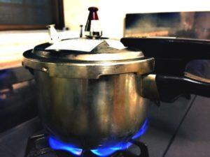 IH圧力鍋