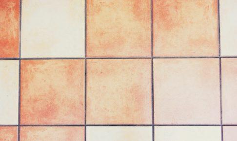 トイレのタイル