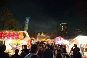 東京の祭り