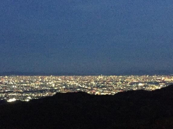 芦屋の夜景