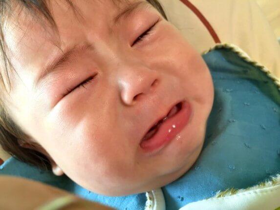1歳の夜泣き