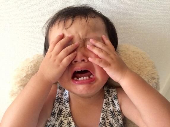 2歳の夜泣き