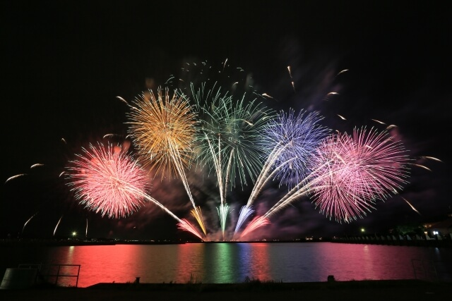 長浜花火大会