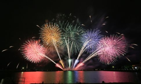 関西の花火大会